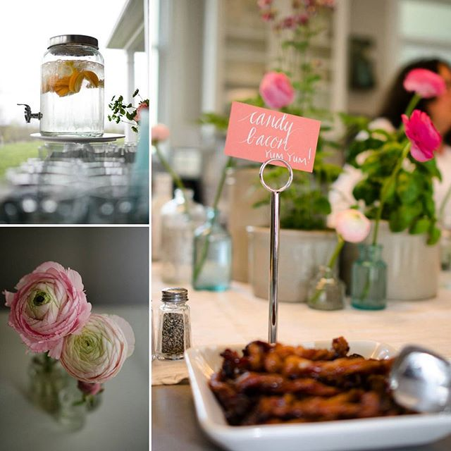 Several months ago, a gorgeous bridal shower was thrown in honor of a sweet bride-to-be. The quaint New York farmhouse was decorated in light pinks and blues and the food was #ahhhhmazing! . . . #newyork #farmhouse #decor #photography #bridalshower #eventphotography