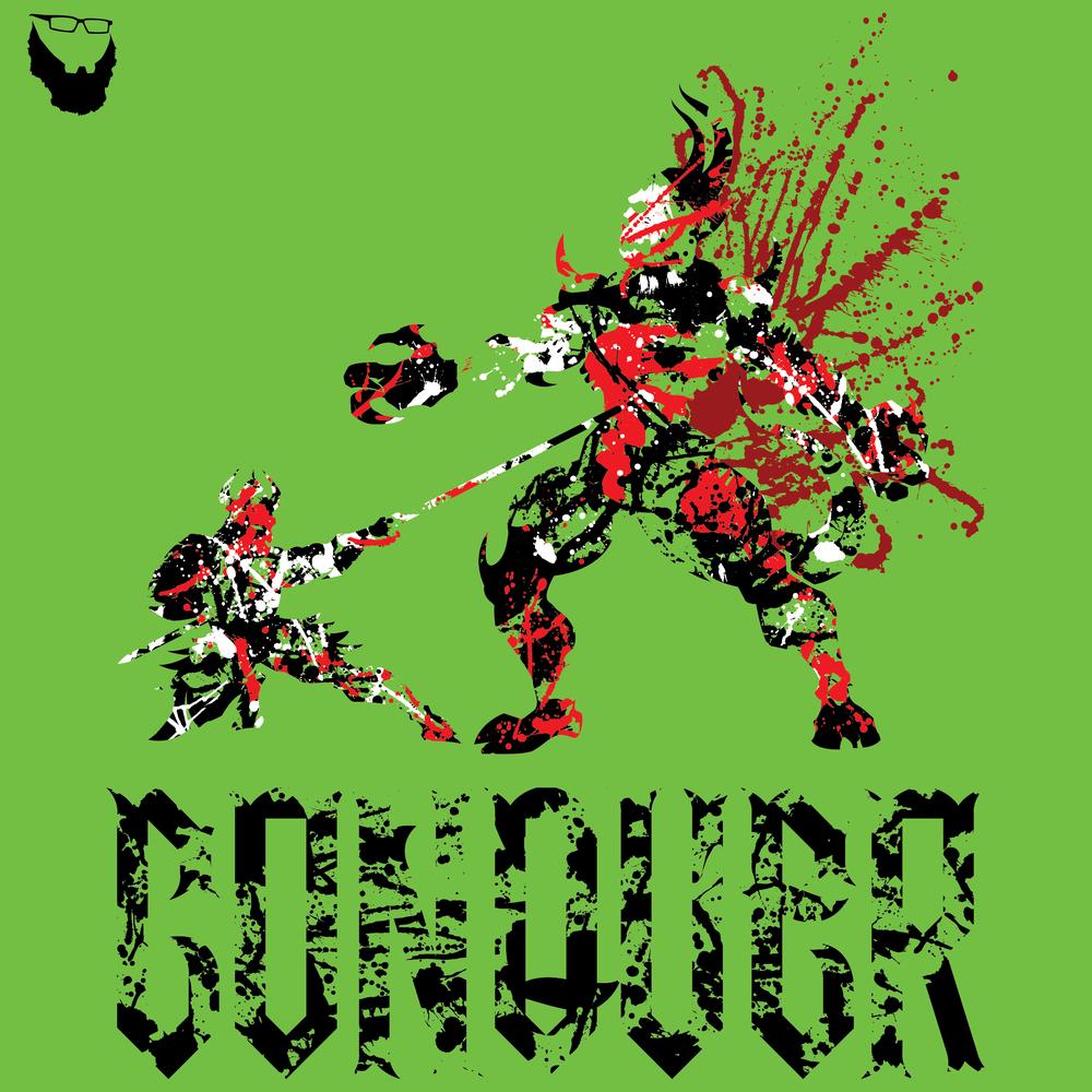 Conquer Green