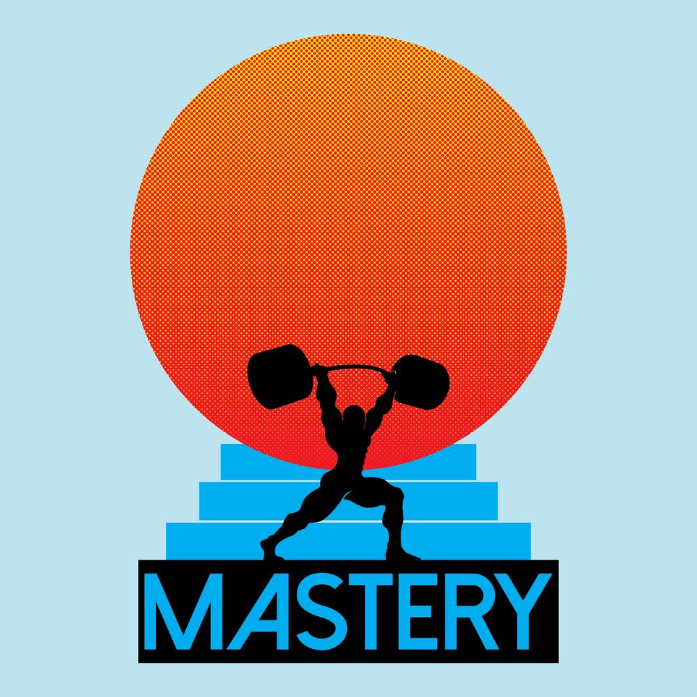 'Mastery Ice Blue'