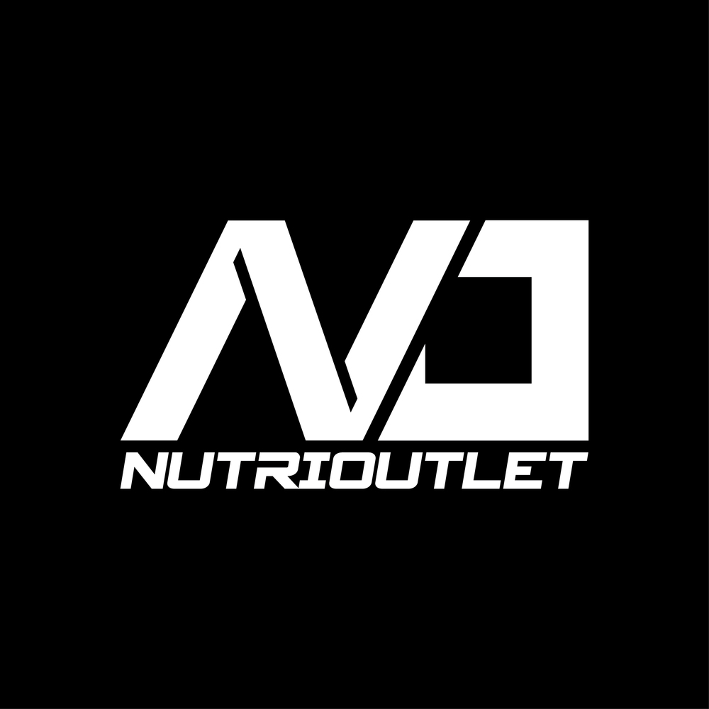 Nutri Outlet Logo White