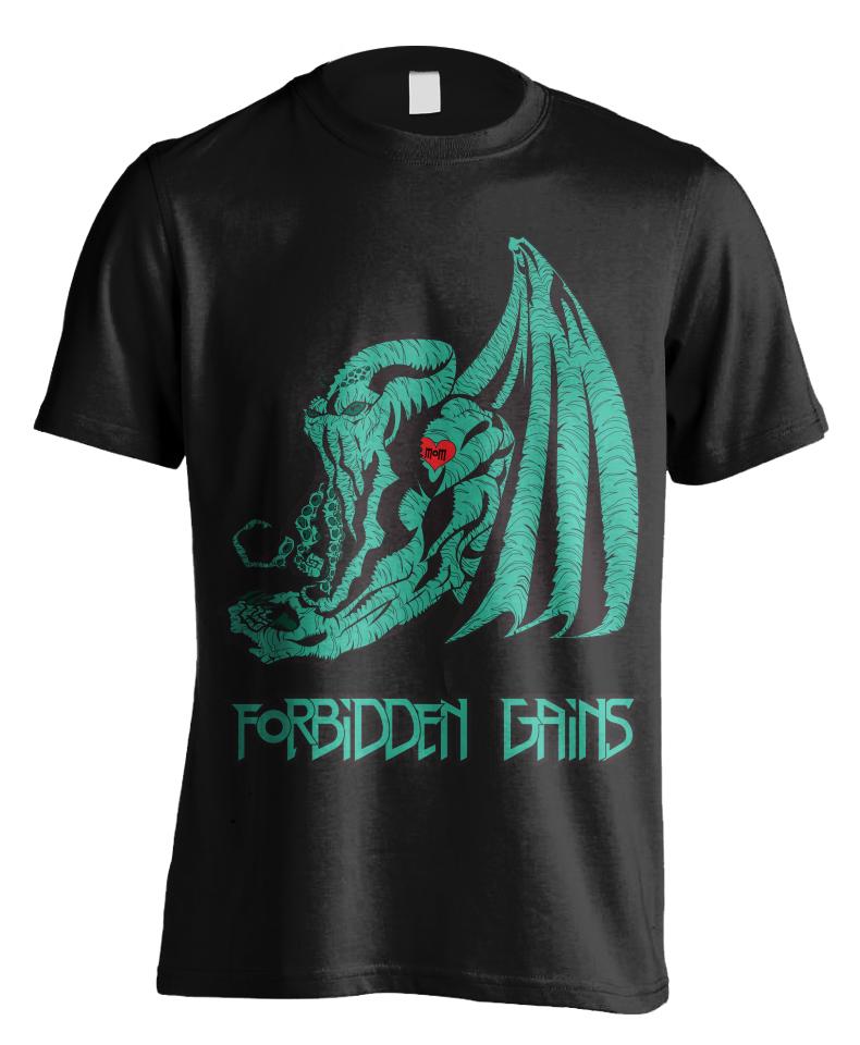 forbidden-gains-black-tee-hellboy-lovecraft-cthulu-raskol-apparel-orozco-design-roberto-artist-illustrator-illustration-mike-mignola-vector-art-teal-octopus.jpg