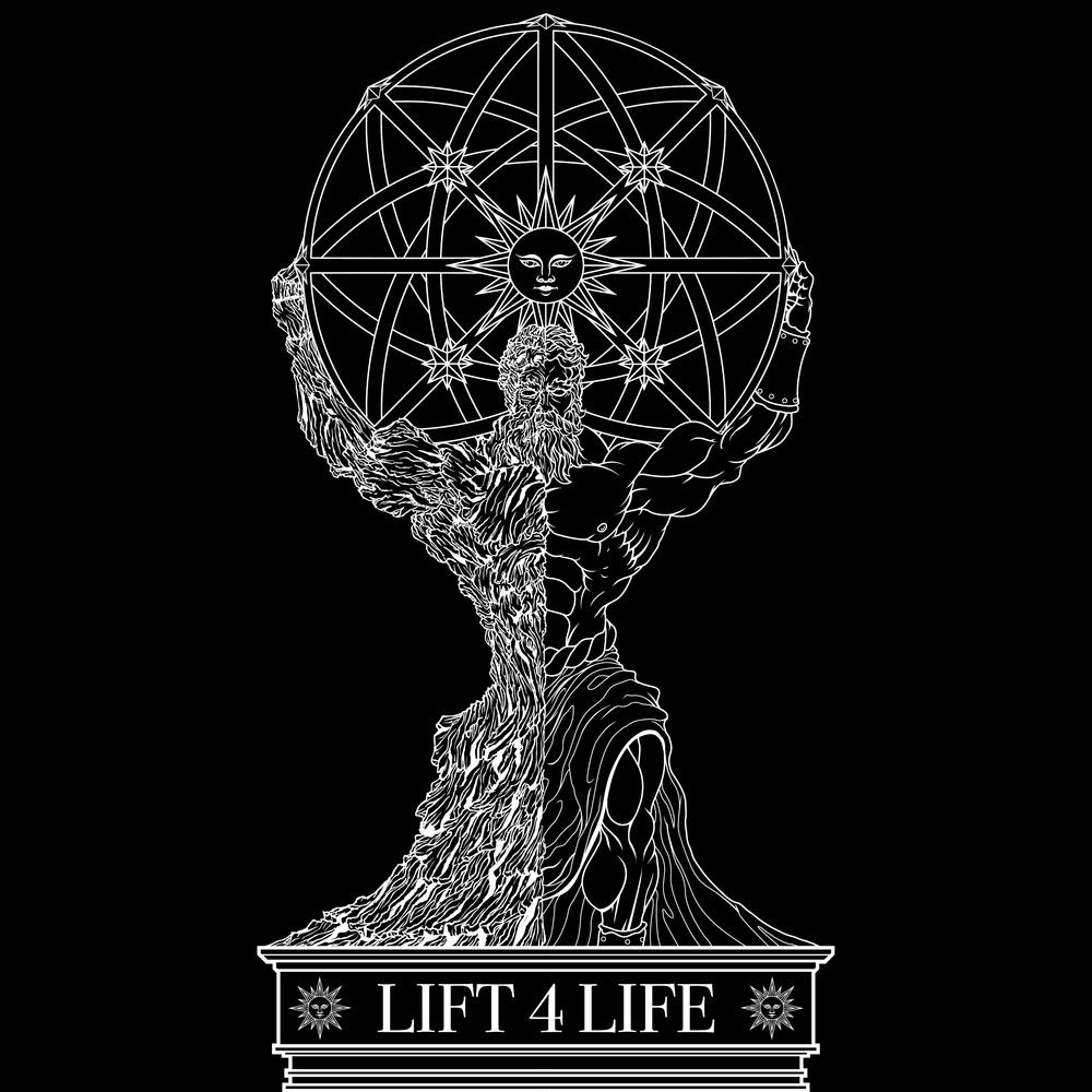 atlas-lift4life-non-profit-black-roberto-artist-orozco-design-greek-titan-god-gods-mythos-mythology-stone-wood-statue-sun-sacred-geometry-digital-illustration-illustrator-designer-apparel.jpg