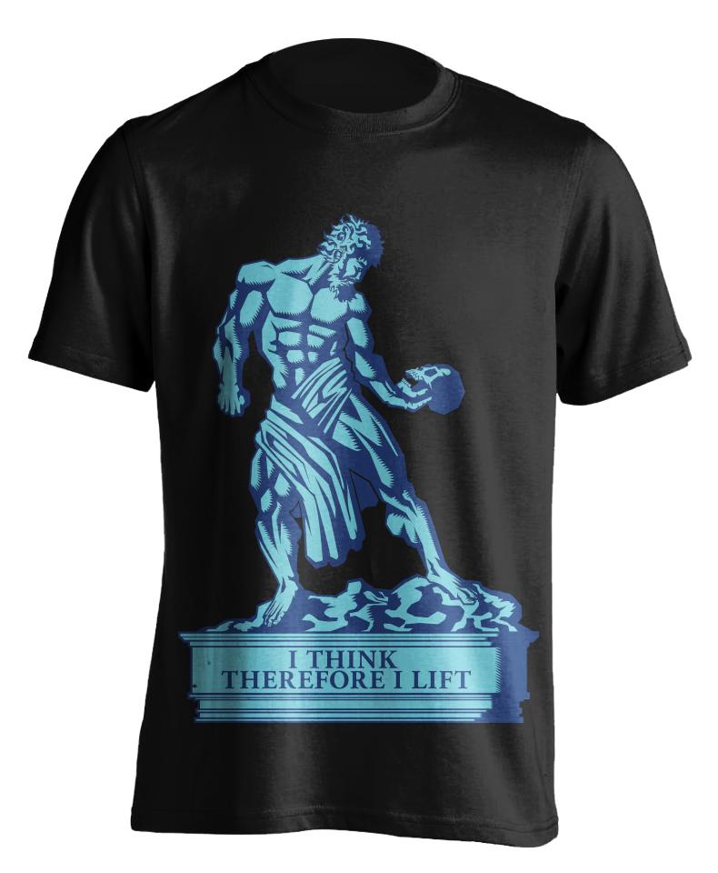 raskol-apparel-omar-isuf-youtube-iliftthereforeiam-vector-illustration-adobe-illustrator-gym-apparel-blue-navyblue-rene-shirt-lightblue-orozco-design-roberto-artist-black-tee.jpg