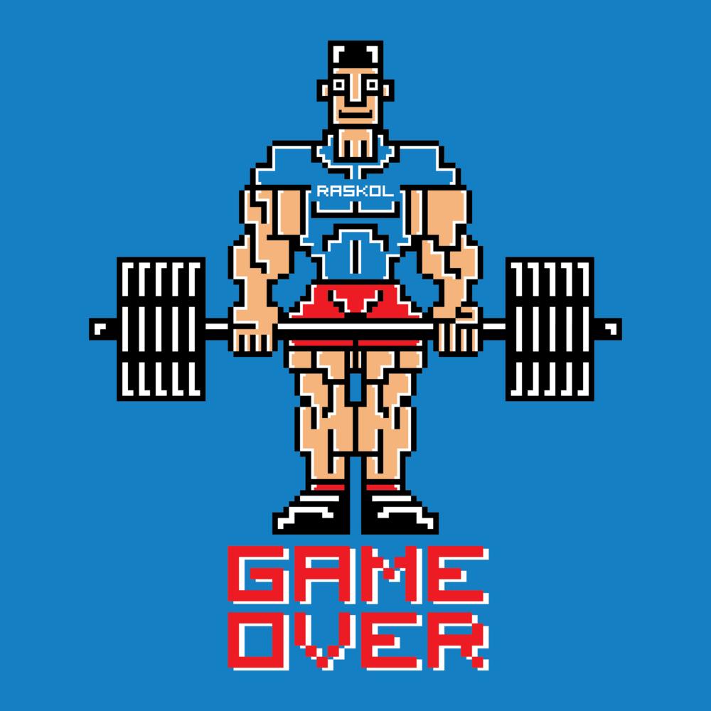 raskol-apparel-reaskolapparel-athletic-gym-shirt-omar-isuf-8bit-videogame-retro-blue-red-orozco-design-roberto-artist-vector-art-illustration-illustrator-graphicdesign.jpg