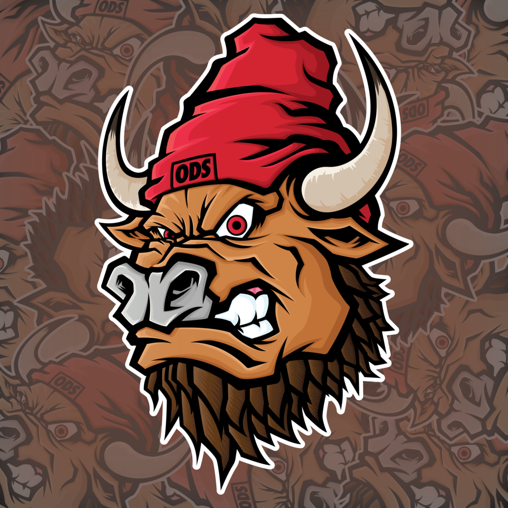 orozodesign-ox-bearded-beast-red-vector-illustration-roberto-orozco-artist-stickers.jpg