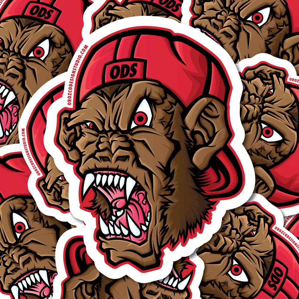 ODS-orozcodesign-monkey-ape,chimp-illustration-vector-illustrator-artist-roberto-orozco-digital-design-stickersjpg