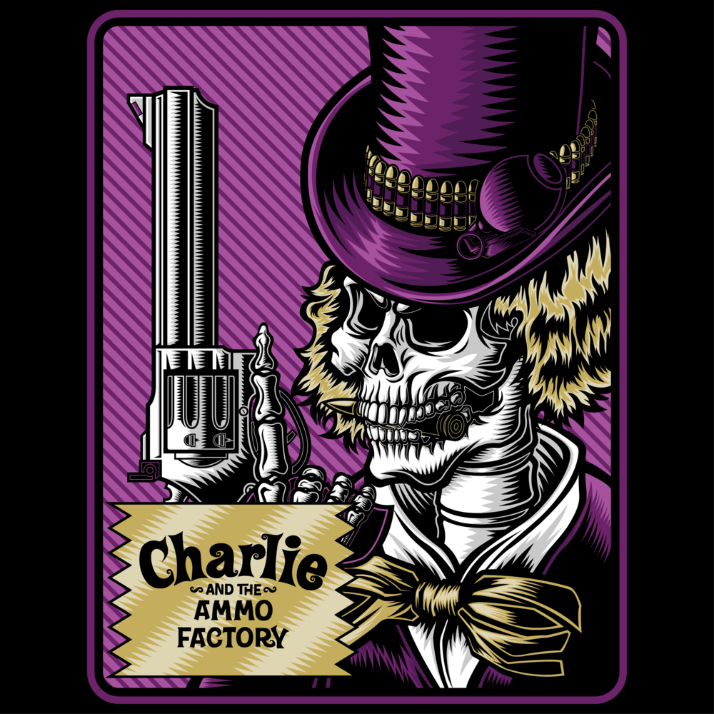 defcon-propaganda-charlie-and-the-ammo-factory-pencil-illustration-roberto-orozco-design-robertoorozco-orozcodesign-vector-vectorillustration-guns-patch-skull.jpg