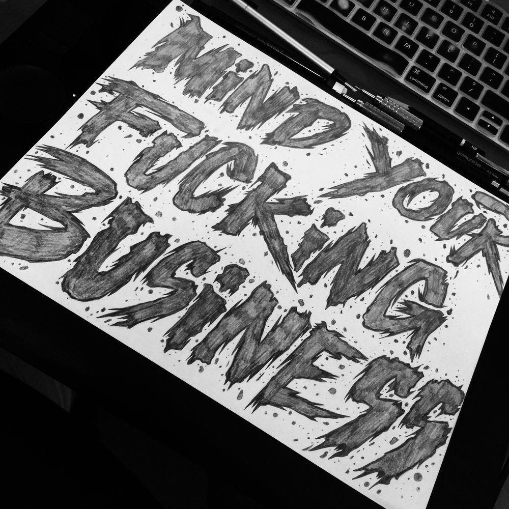 defconpropaganda-mindyourfuckingbusiness-patch-design-illustration-roberto-orozco-design-orozcodesignstudio-sketch.jpg