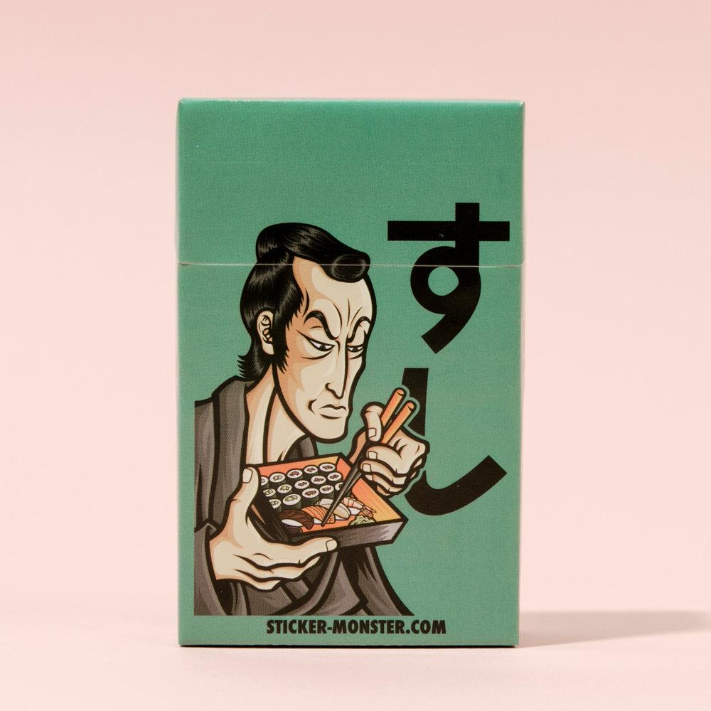orozcodesign-stickermonster-SushiSamurai-CigBox_3.jpg
