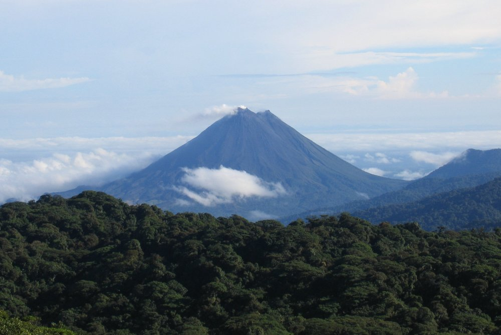 Photo: Arenal Volcano in Costa Rica