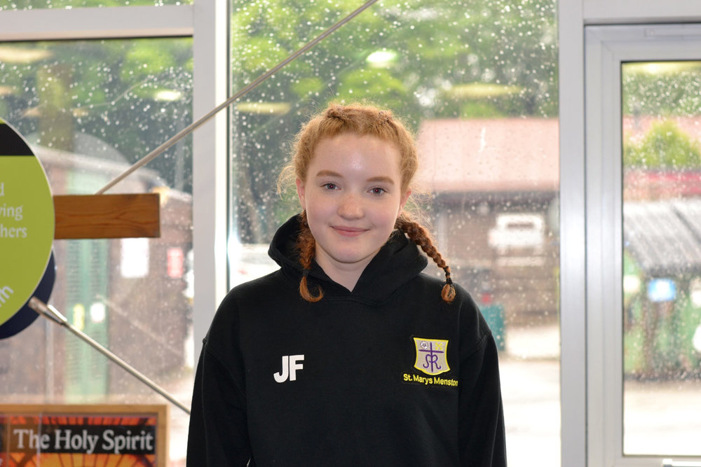 Photo: A fantastic achievement – well done Jessica!