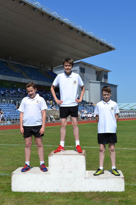 Year 7 Boys 200m