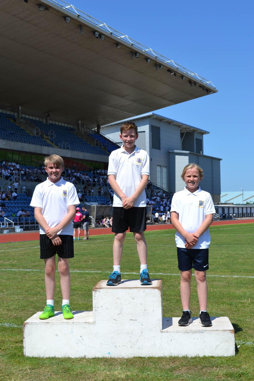 Year 7 Boys 800m