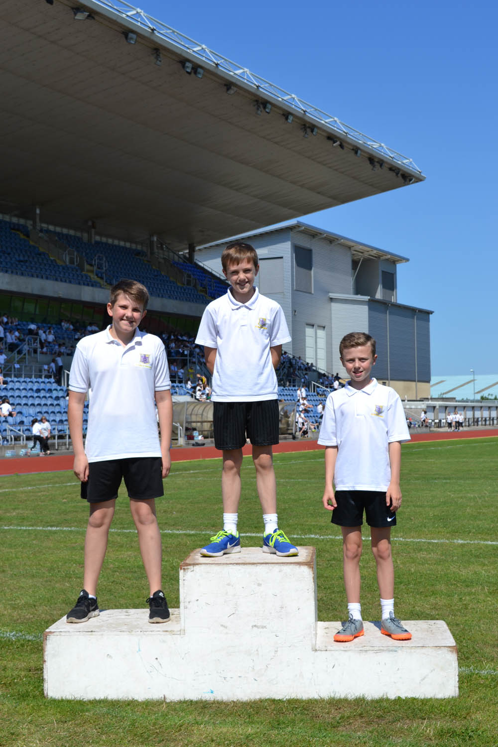 Year 7 Boys High Jump