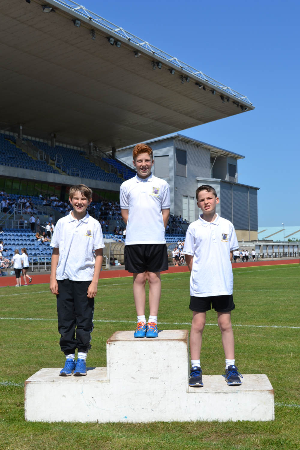 Year 7 Boys Javelin