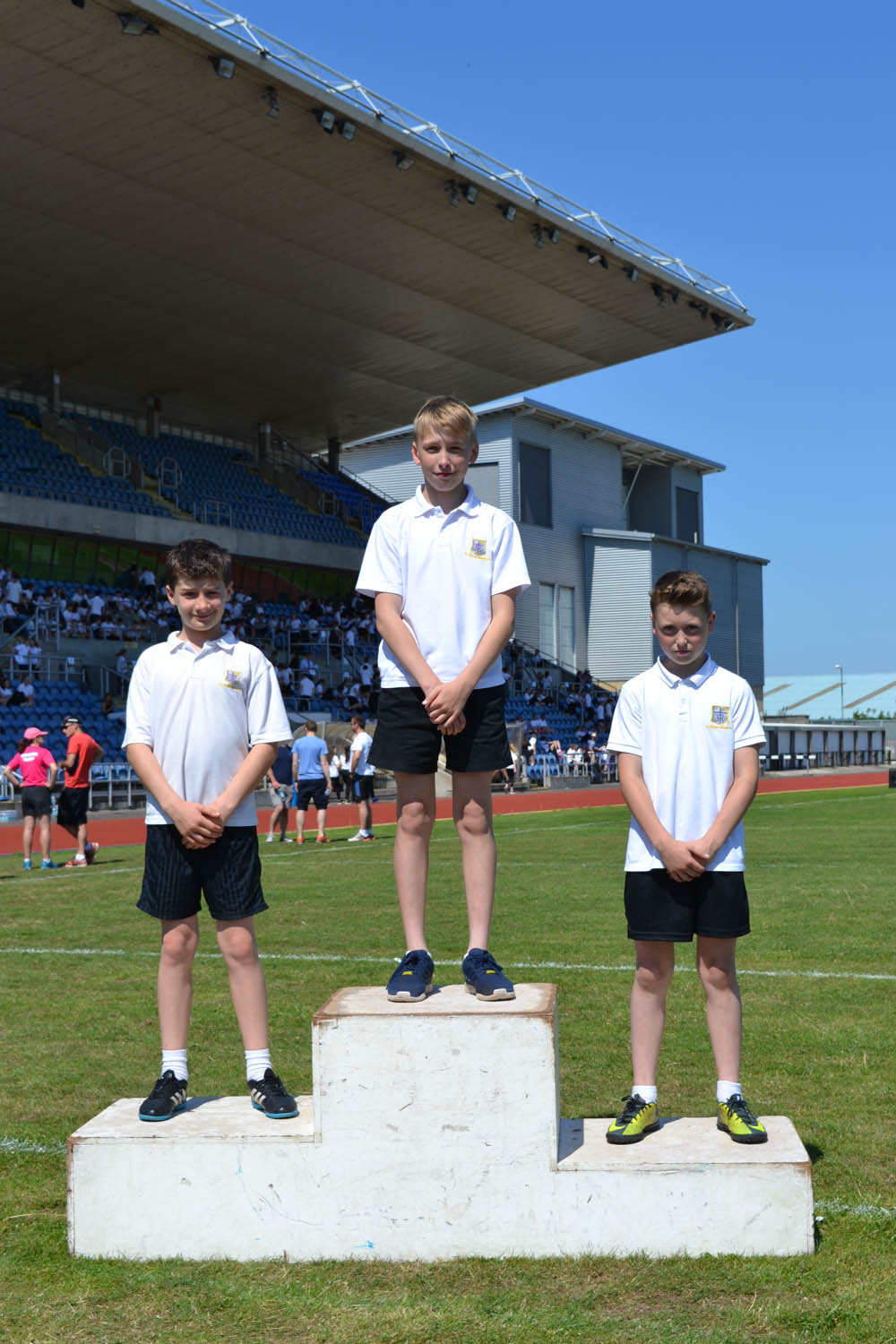 Year 7 Boys Triple Jump