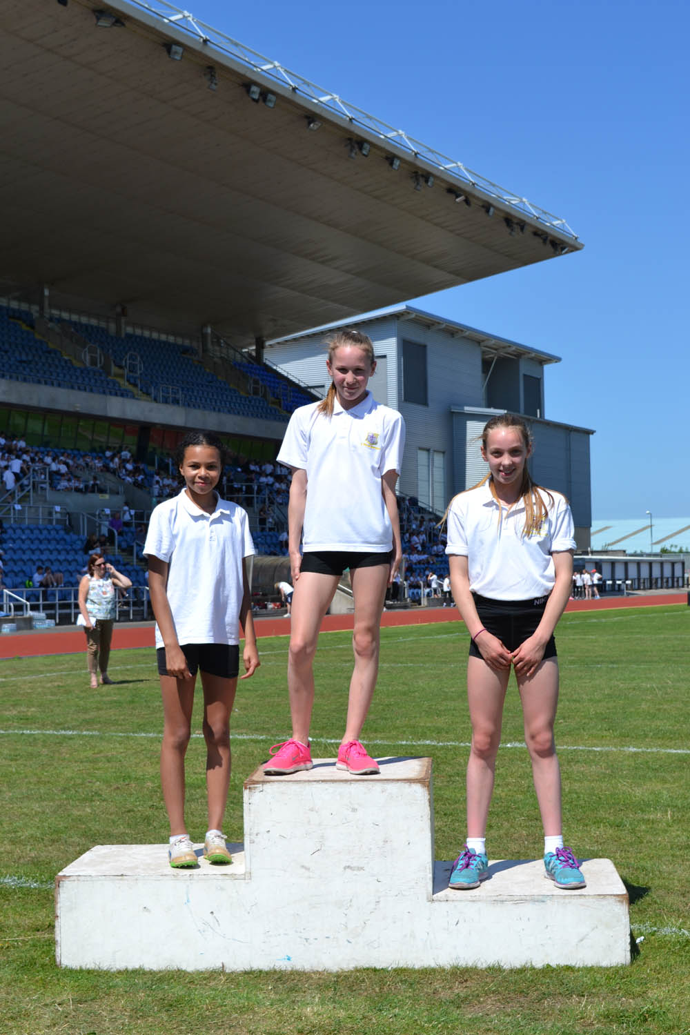 Year 7 Girls 800m