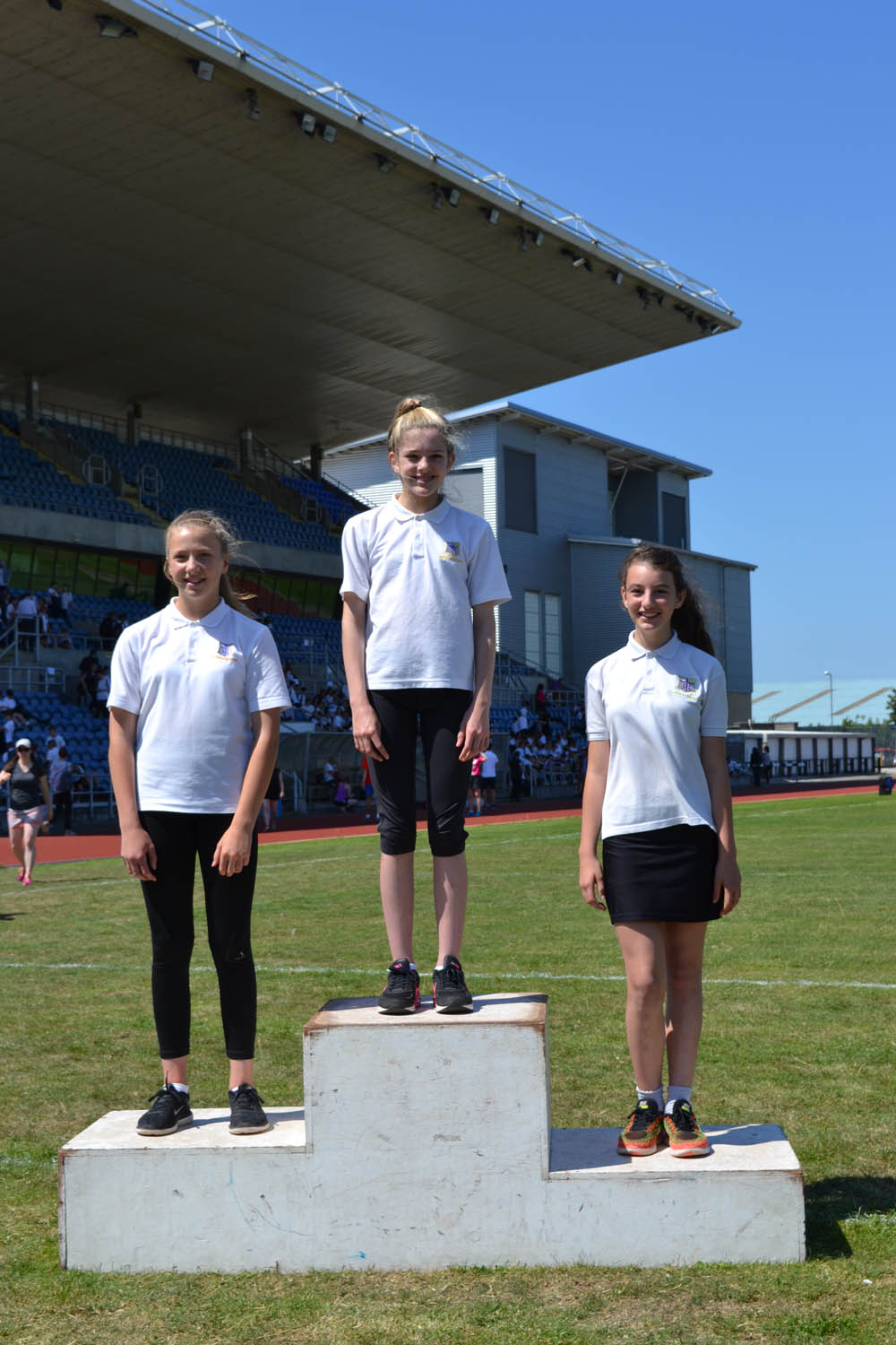 Year 7 Girls Long Jump