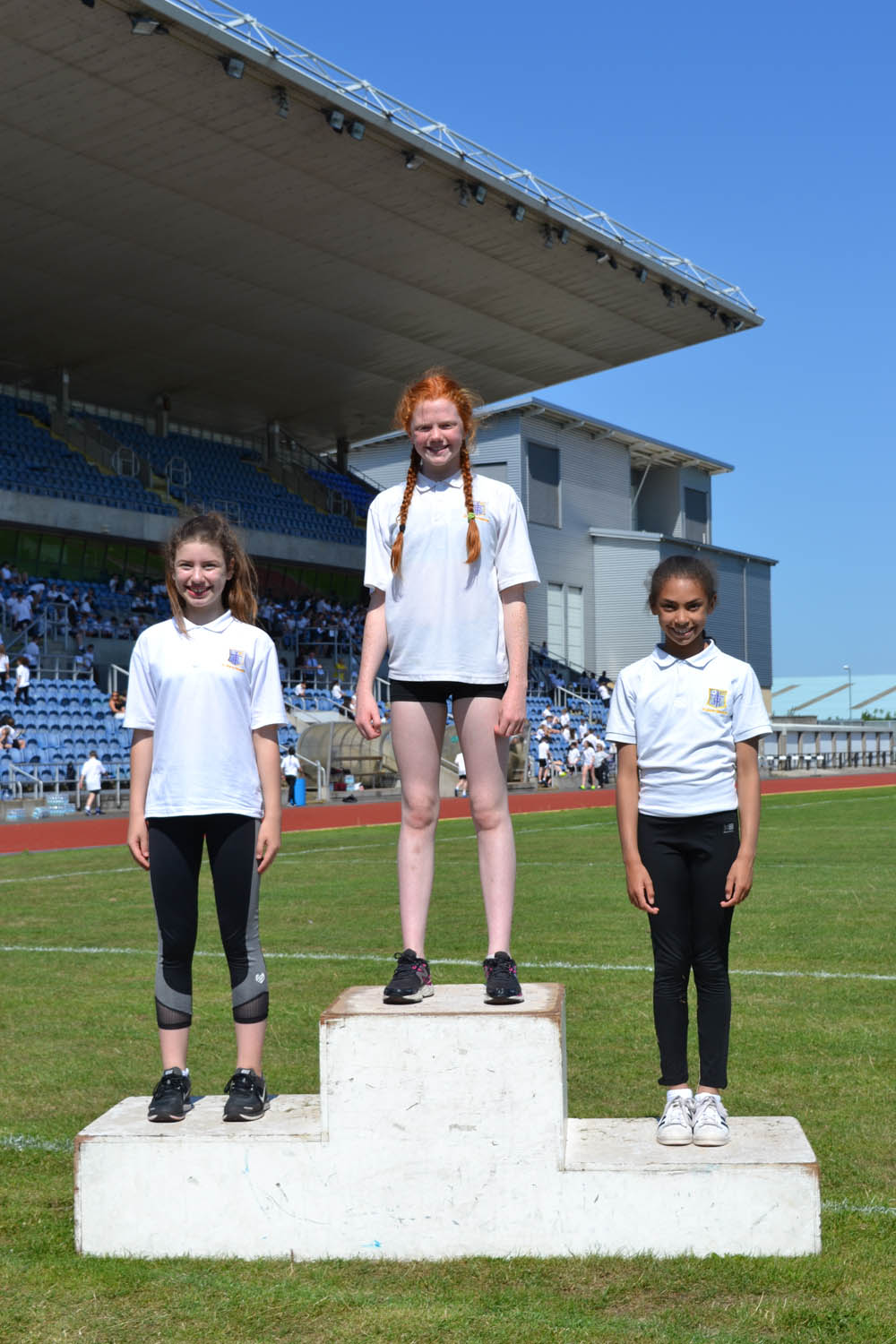 Year 7 Girls High Jump