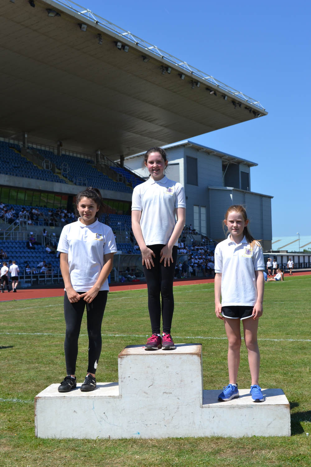 Year 7 Girls Triple Jump