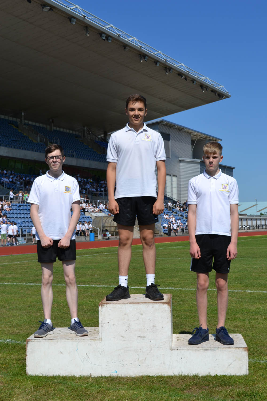 Year 8 Boys 100m