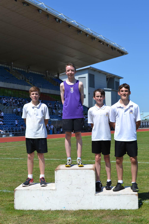 Year 8 Boys 800m