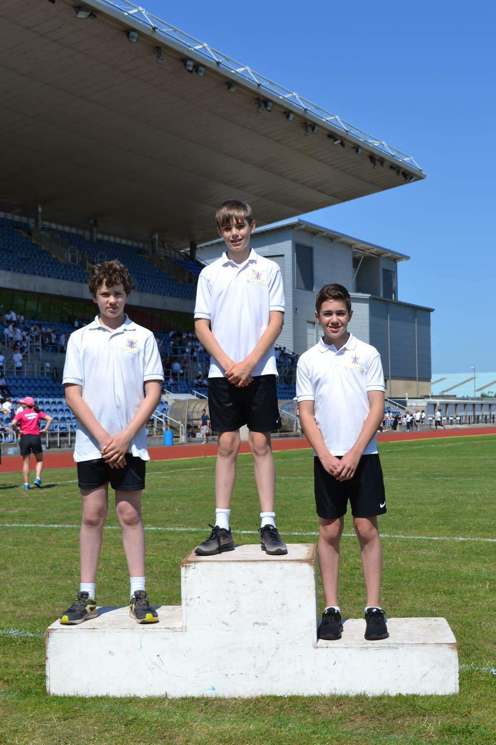 Year 8 Boys Triple Jump