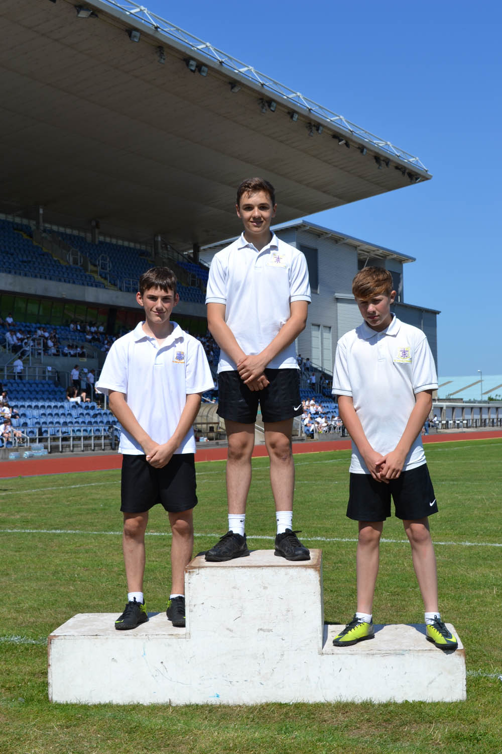 Year 8 Boys Shot Putt