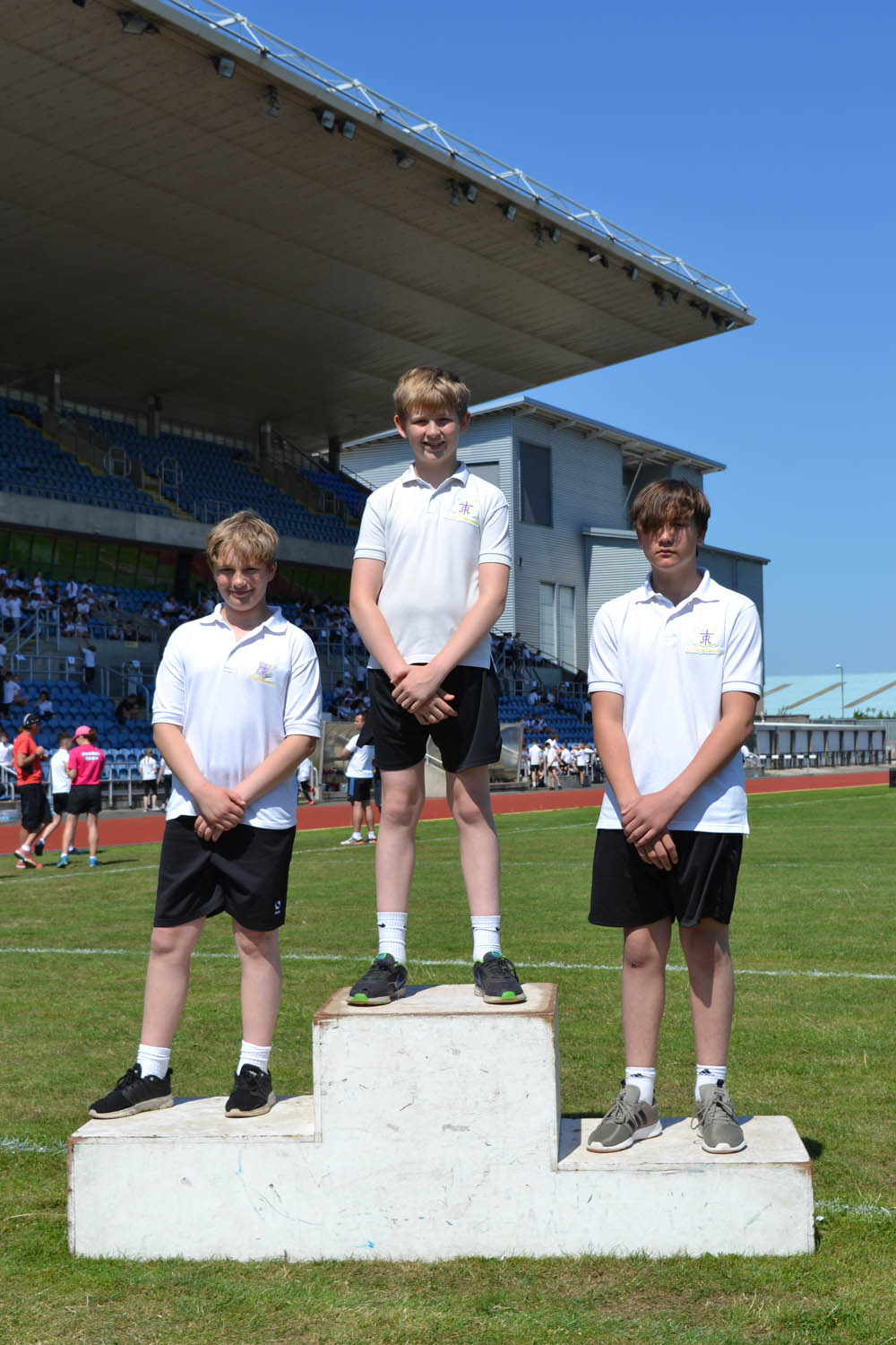 Year 8 Boys Javelin