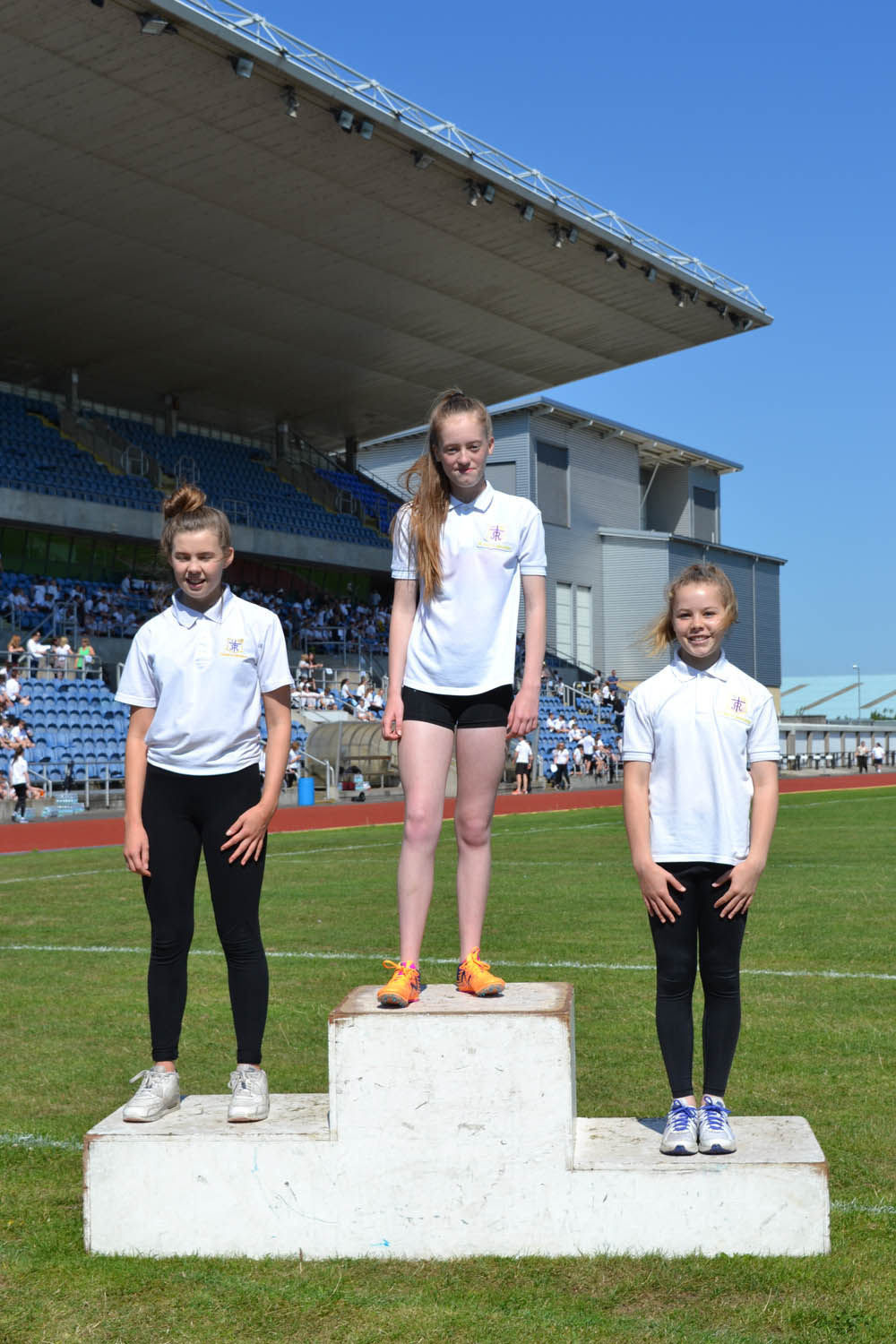 Year 8 Girls 100m