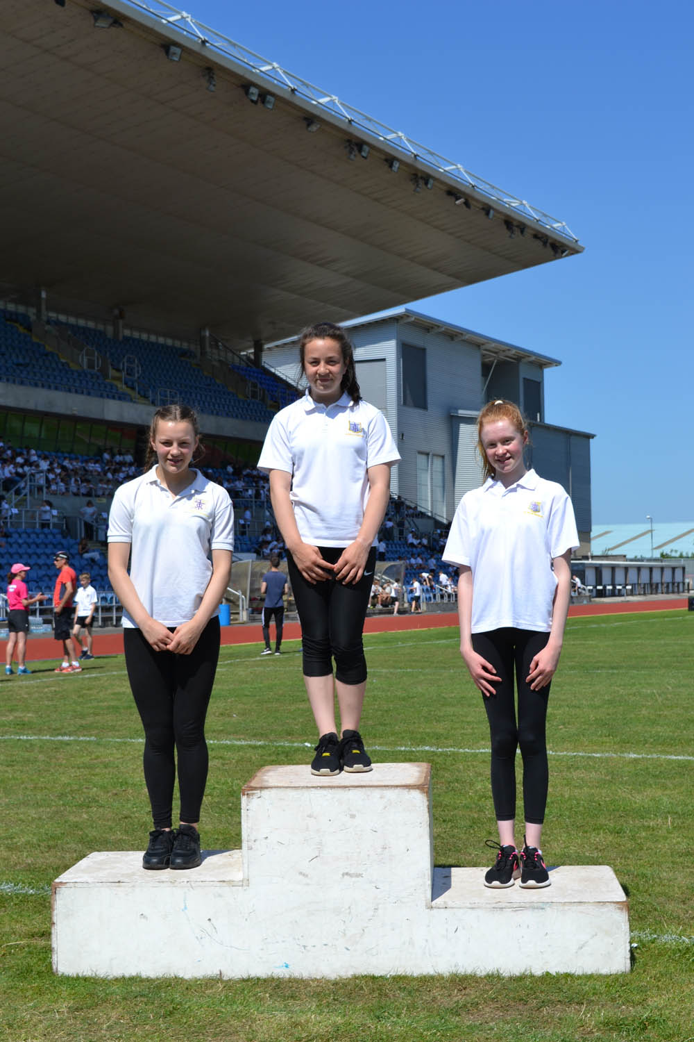 Year 8 Girls Triple Jump