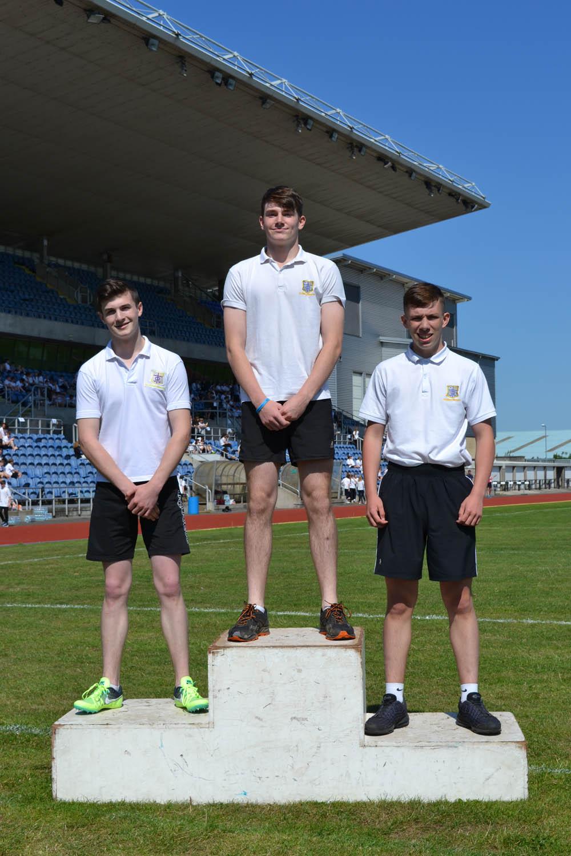 Year 9 Boys 100m