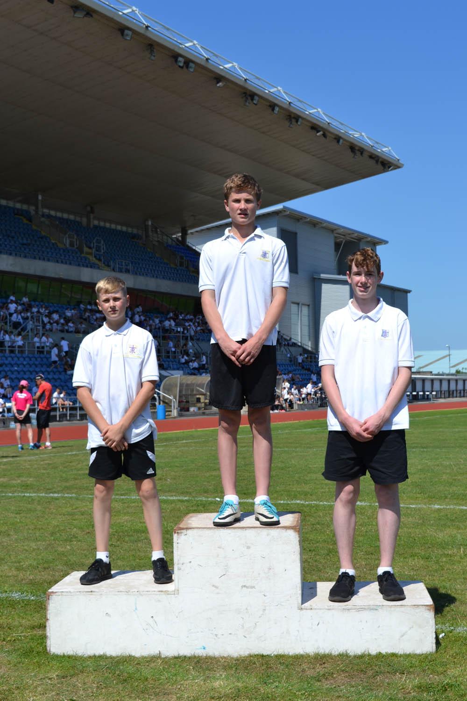 Year 9 Boys 400m