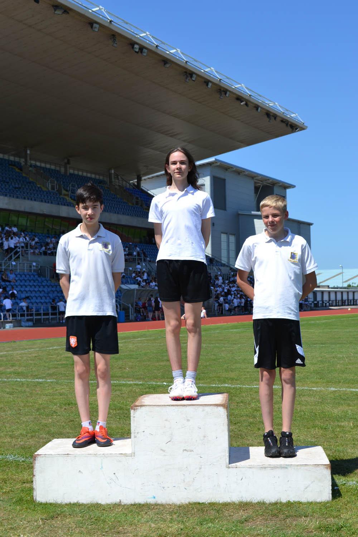 Year 9 Boys 800m
