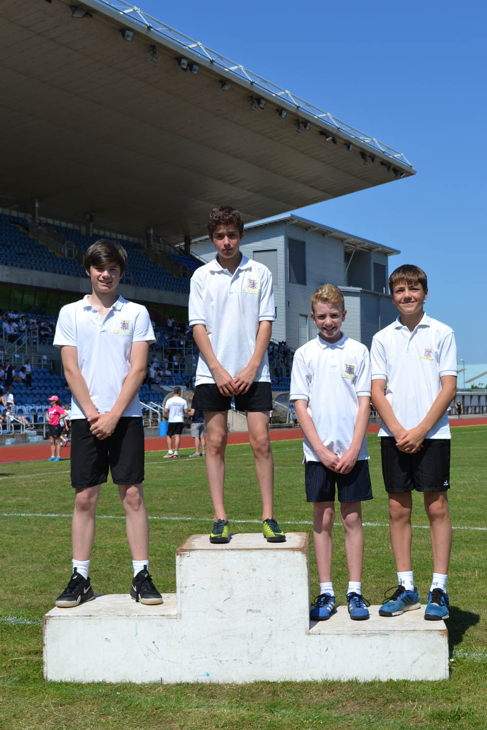Year 9 Boys Long Jump