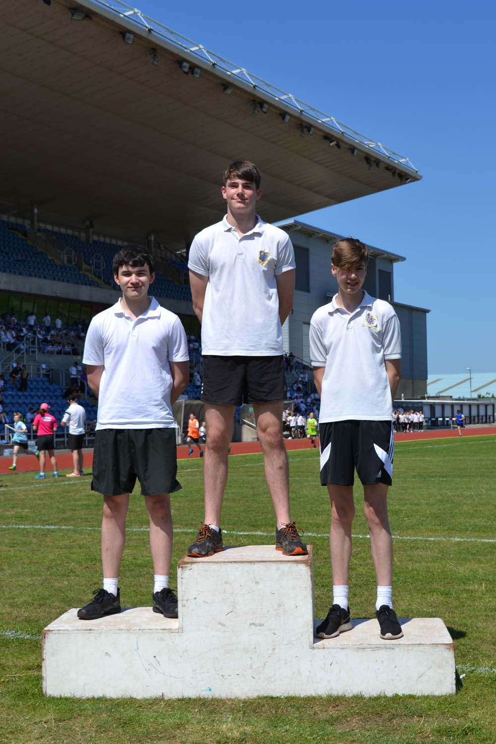Year 9 Boys High Jump