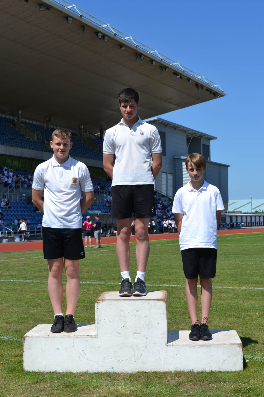 Year 9 Boys Javelin