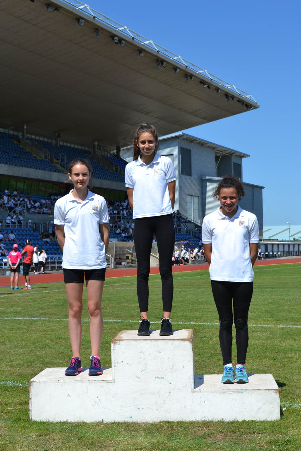 Year 9 Girls 400m