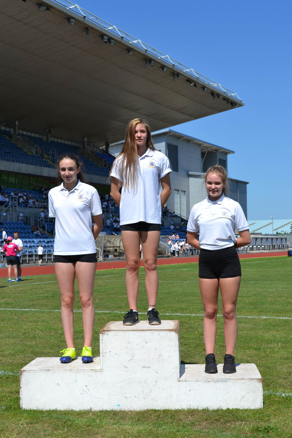 Year 9 Girls Long Jump
