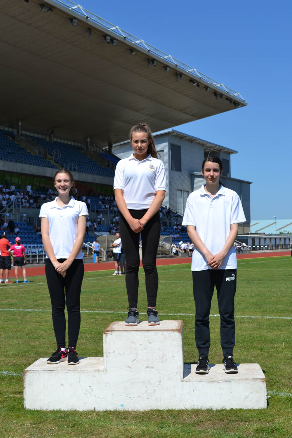 Year 9 Girls Triple Jump