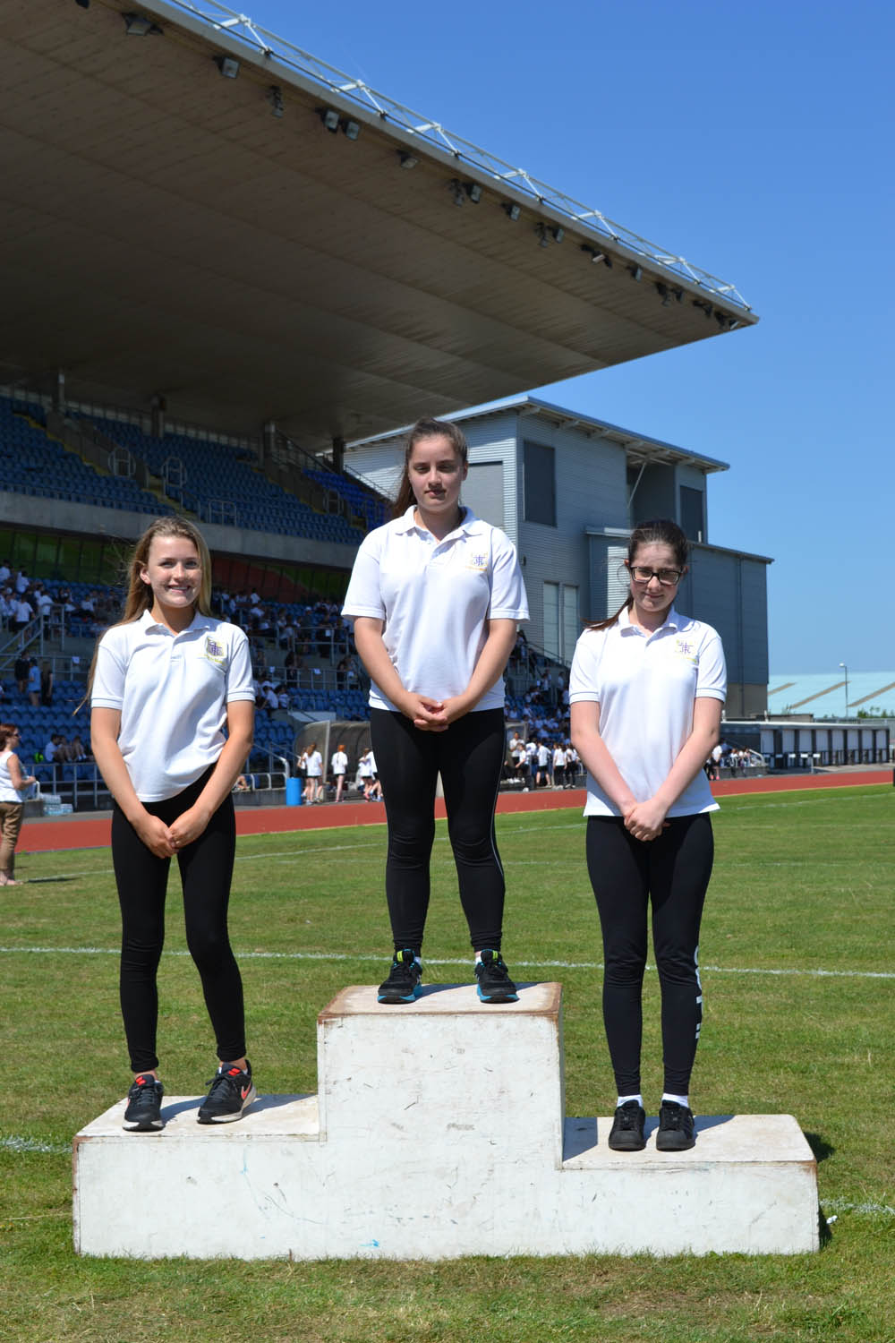 Year 9 Girls Shot Putt
