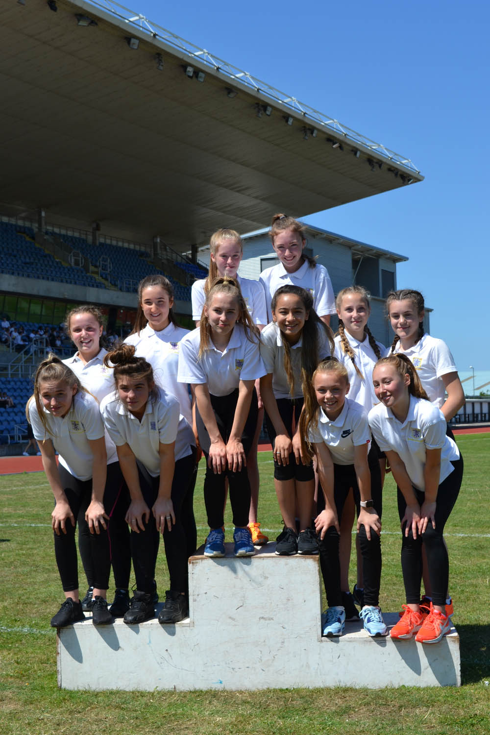 Year 8 Girls 4x100m Relay