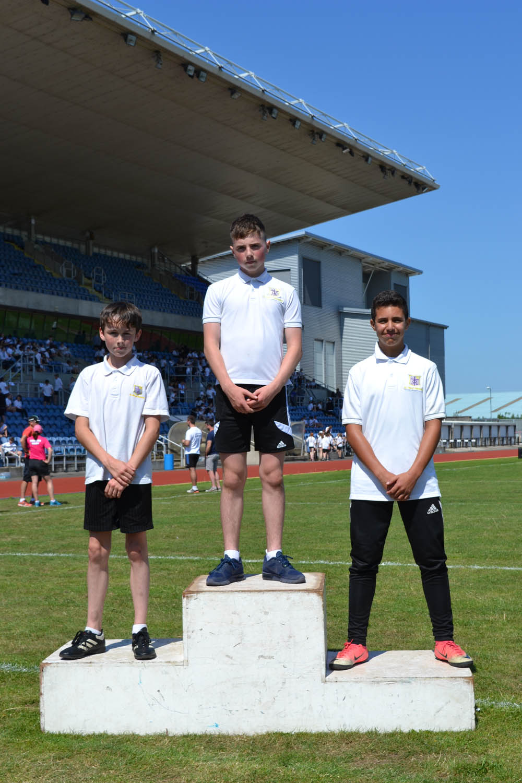 Year 8 Boys 400m