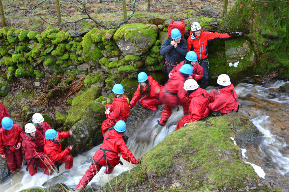 Photo: Year 8 Ullswater Residential 2017