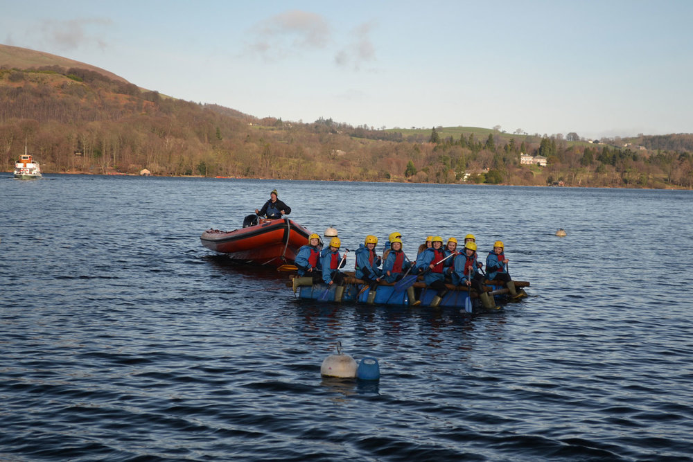 Photo: The most read news story was  Year 8 Ullswater Residential 2017
