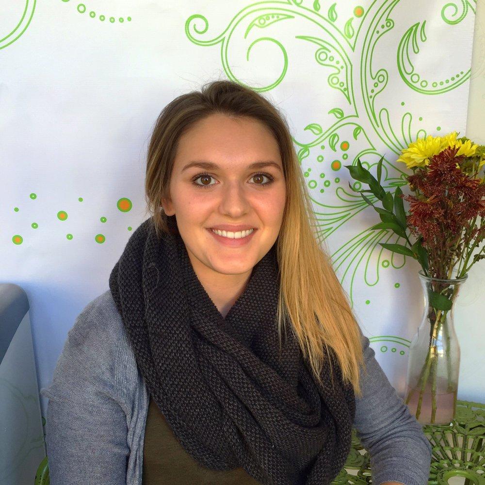 Amanda, juicologist