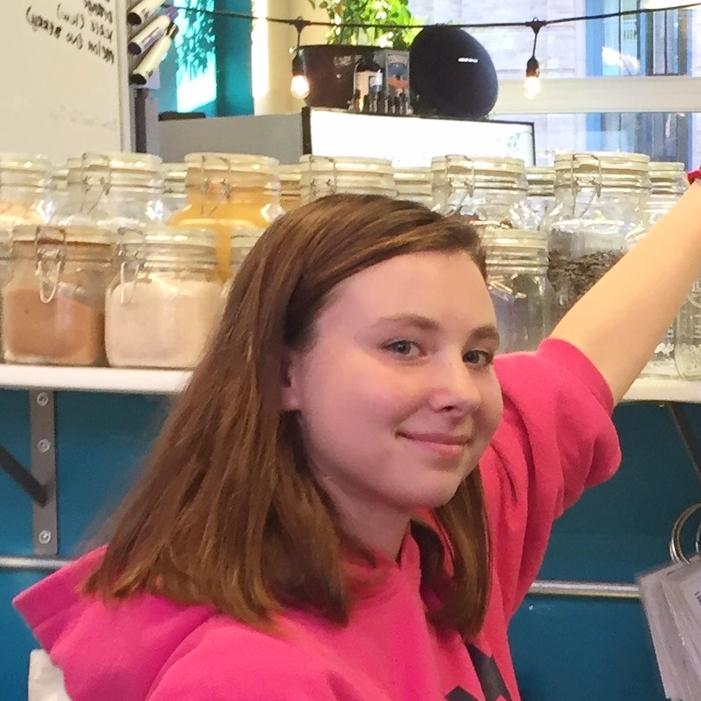 Ruby, junior juicologist