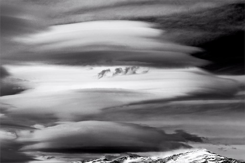 patagonian brushstrokes