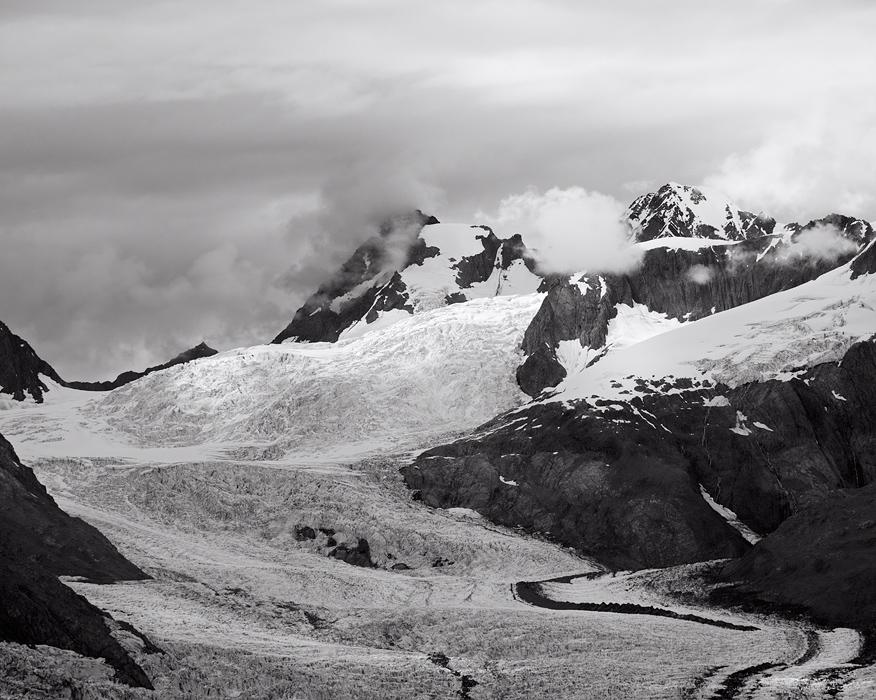 chugach glacier