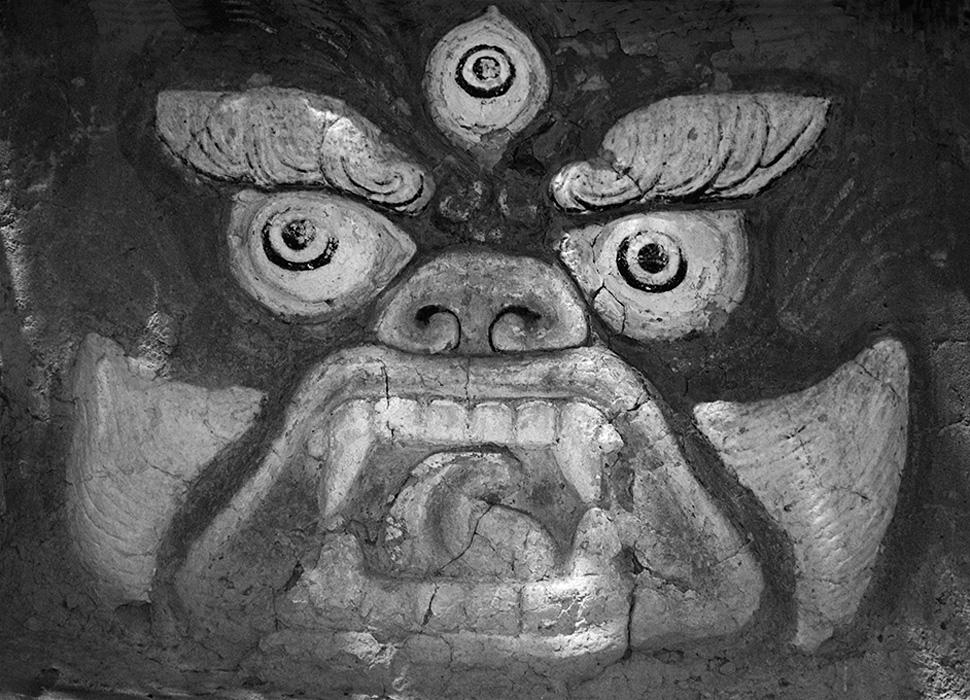 monastery guardian